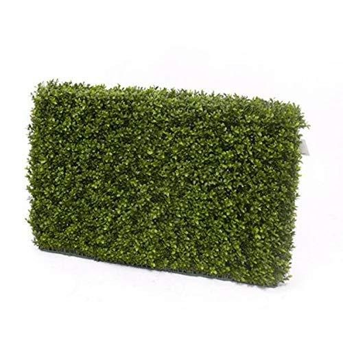 artplants.de Künstliche Buchshecke Tom, 3130 Blätter, Metallrahmen, 95x55cm - Künstliche Hecke - Buchs Pflanze