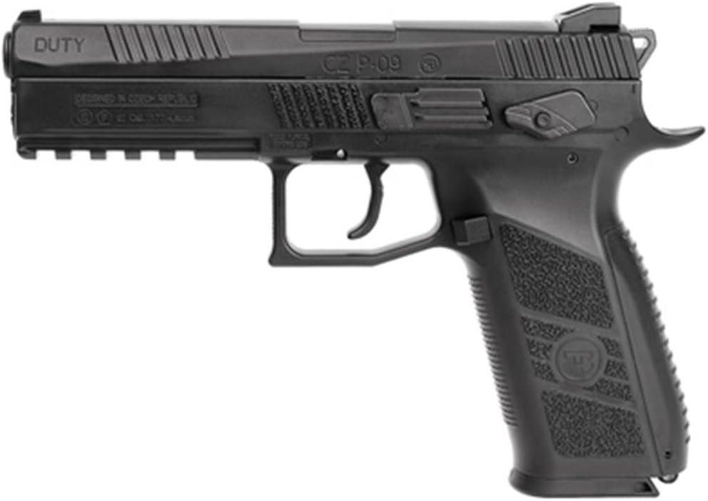 Asg Cz p-09 Co2 Calibre 4.5mm. 3 Julios de Potencia
