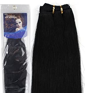 INDIAN REMY REMI HUMAN HAIR EXTENSION WEAVE BY SENSUAL 18
