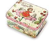 Erdbeerinchen Erdbeerfee. Metalldose (groß)