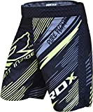 RDX MMA Shorts Clothing Cage Fighting Grappling Martial Arts Training Muay Thai Kickboxing
