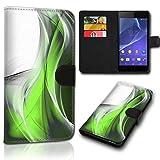 sw-mobile-shop Book Style Wiko Sunny 2 Plus Tasche Flip Brieftasche Handy Hülle Kartenfächer für Wiko Sunny 2 Plus - Design Flip SVH1175