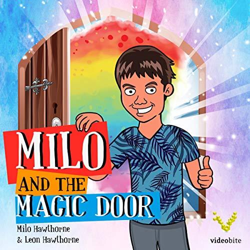 Milo and the Magic Door cover art