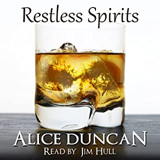 Restless Spirits audiobook cover art
