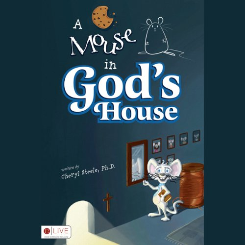 A Mouse in God's House audiobook cover art
