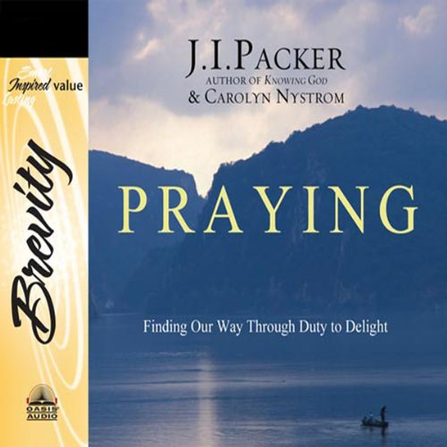 Praying audiobook cover art