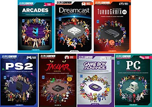 Coleção Dossiê OLD!Gamer Ano 3 (Volume 14 ao 20)