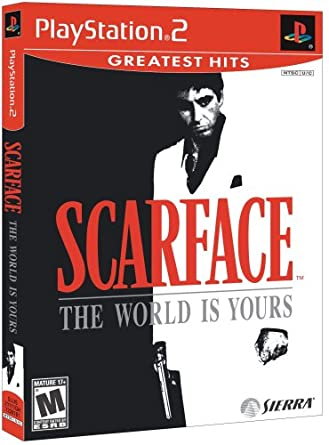Amazon Com Scarface The World Is Yours Playstation 2 Artist Not Provided Video Games
