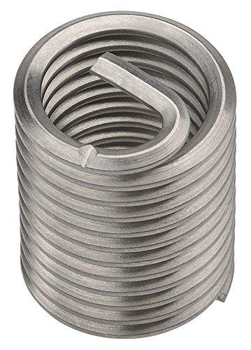 Bordo Europe PowerCoil 3520-7.00X2.0DP Drahtgewindeeinsätze, M7 x 1,0 x 2,0 cm, 10 Stück