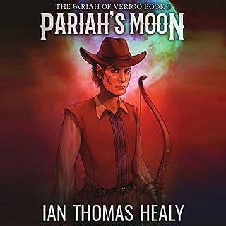 Pariah's Moon audiobook cover art