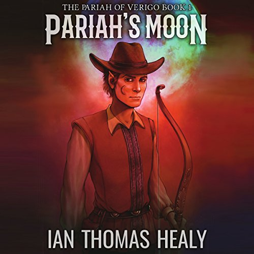 Pariah's Moon audiobook cover art