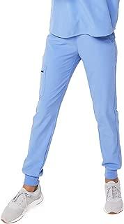 FIGS Zamora 2.0 Jogger Style Scrub Pants for Women - Slim Fit, Anti-Wrinkle Medical Scrub Pants