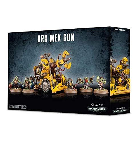 Games Workshop Warhammer 40K Ork Mek Gun