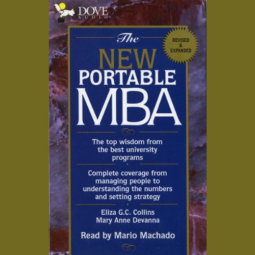 The New Portable M.B.A. cover art