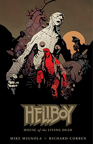Hellboy: House of The Living Dead (English Edition)