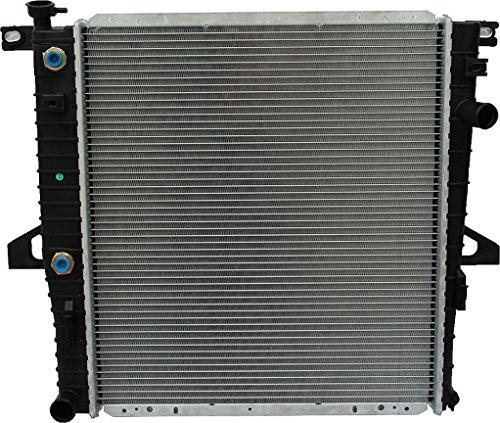 02 explorer radiator - 5