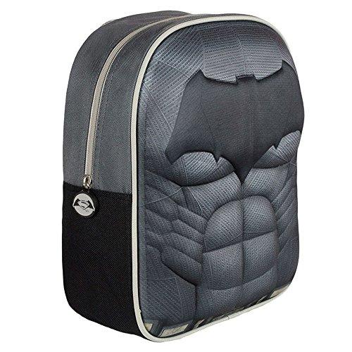 BATMAN 31 cm Suit 3D Junior Backpack