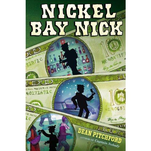 Nickel Bay Nick audiobook cover art