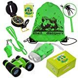 Outdoor Exploration Set - Perfect 3-12 Year Old boy Toys and Girl Toys - Kids...