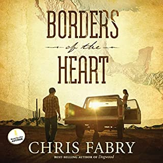 Borders of the Heart audiobook cover art