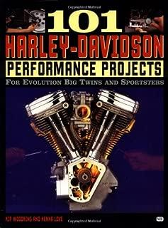 101 Harley-Davidson Performance Projects: For Evolution Big Twins and Sportsters (Motorbooks Workshop)