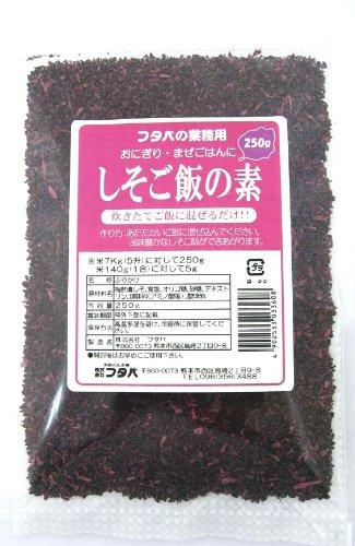 フタバ しそご飯の素 250g [3608]