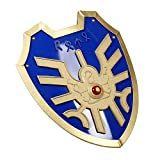 Dragon Quest XI S: Echoes of an Elusive Age – Definitive Edition Player's Shield Cosplay Props