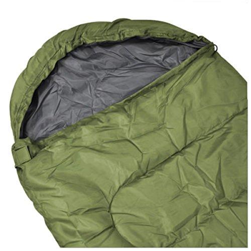 Generic NV _ 1001005135 _ Yc-uk2 Andomoof enveloppe de couchage G Hik 3 saisons étanche uit C Sac avec fermeture Éclair Nvelo Camping Randonnée Valise Eepin Couleur : Assortiment de 3 Seaso