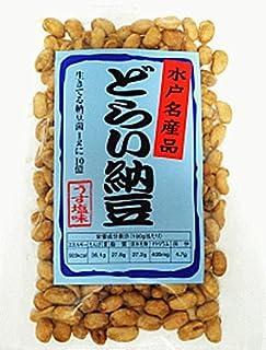ドライ納豆 80g 塩味 8袋セット