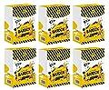 6 Box Bardox Nutri Detox Bar Meal Replacement + 1 Sachet Organo Gold Black