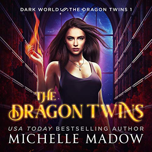 The Dragon Twins cover art