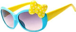 Los Niños Lindo Goggle Niñas Aleación De La Manera Gafas De Sol para Niños Niñas Clásico Retro Gafas De Sol Adecuadas para Las Excursiones