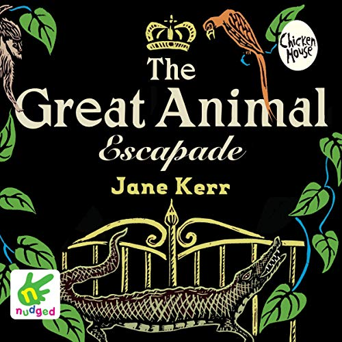 The Great Animal Escapade cover art
