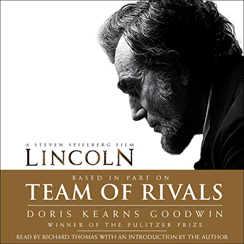 Team of Rivals     The Political Genius of Abraham Lincoln              De :                                                                                                                                 Doris Kearns Goodwin                               Lu par :                                                                                                                                 Doris Kearns Goodwin (introduction),                                                                                        Richard Thomas                      Durée : 9 h et 28 min     Pas de notations     Global 0,0