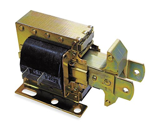 """DORMEYER Solenoid, 240VAC Coil Volts, Stroke Range: 1/8"""" to 1-1/4"""", Duty Cycle: Continuous"""