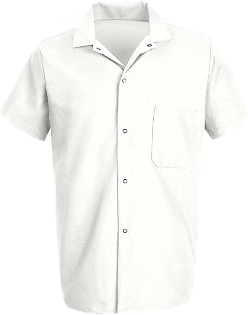 Chef Designs Men's Cook Shirt