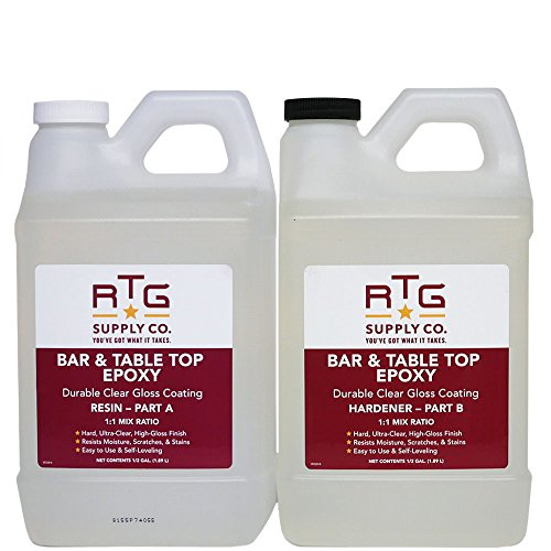 RTG Bar & Table Top Epoxy (Gallon Kit)