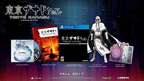 Tokyo Xanadu Ex+ - Limited Edition