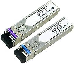 Lodfiber SFP-GE-10-SM1310/SFP-GE-10-SM1550 Huawei Compatible 1.25G 1310/1550nm BiDi10km Transceptor