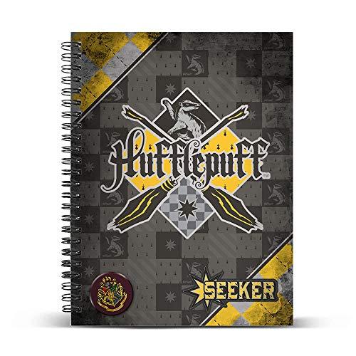Harry POTTER-KM-38191 Libretas y Cuadernos, Multicolor (Karactermania KM-38191)