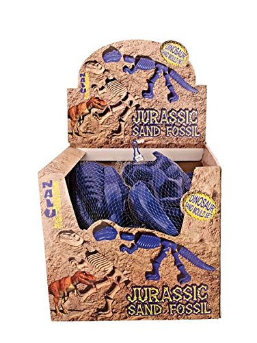 Sans Marque - Filet 8 Moules A Sable Dinosaures