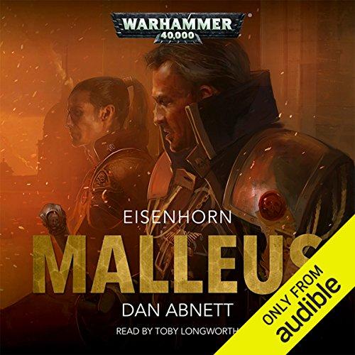 Malleus: Warhammer 40,000 audiobook cover art