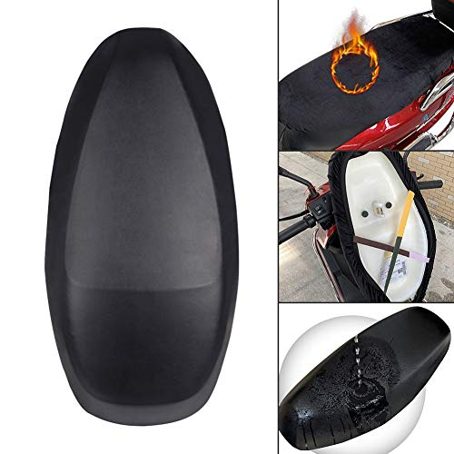 Funda de asiento de motocicleta, protector de UV resistente