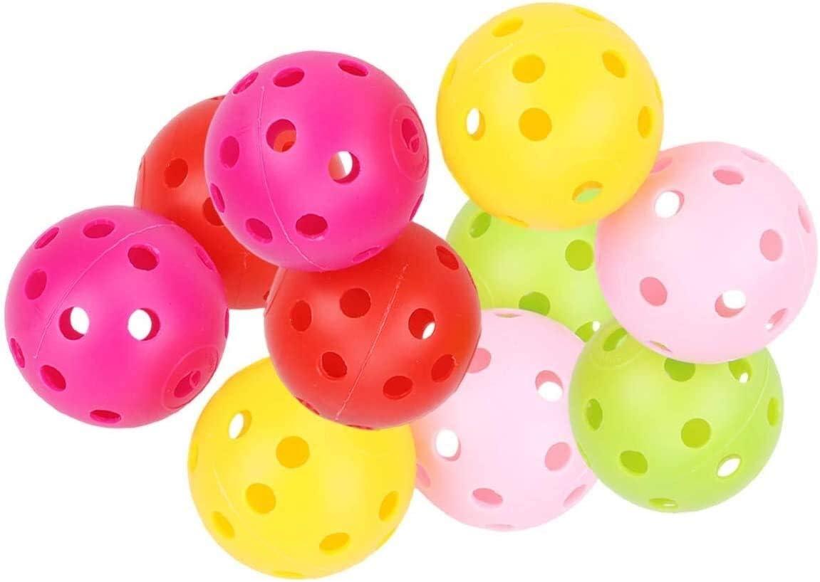 Jacksonville Mall PAOPAOTANG Practice Balls Surprise price 12pcs Golf Airf Plastic