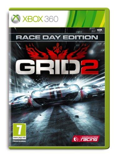 mejores Juegos para Xbox 360 Grid 2 (Xbox 360) [Importación inglesa]