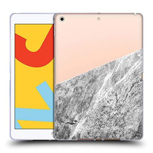 Head Case Designs Ufficiale Nicklas Gustafsson Marmo Textures 2 Cover in Morbido Gel Compatibile con iPad 10.2 (2019)