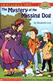 The Mystery of the Missing Dog (INVISIBLE INC, 2)