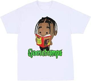 Travis Scott x Goosebumps Tshirt For Men For Women