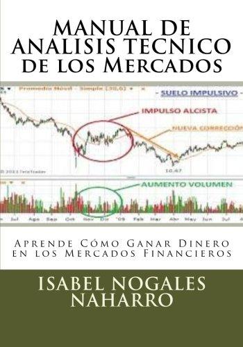 MANUAL DE ANALISIS TECNICO de los Mercados: Aprende Cómo Ganar Dinero en los Mercados Financieros