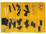 Kunzer 7KLR044 - Set de reparación del Tubo de Combustible, 44 Piezas